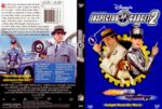 Inspektor Gadget 2 (2003) R2 German Cover & Label
