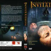 Invitation - Einladung zum sterben (2003) R2 German Cover & Label