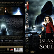 Island of Lost Souls (2007) R2 German Custom Cover & label