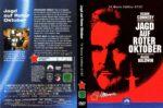Jagd auf roter Oktober (1990) R2 German Cover & Label