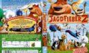 Jagdfieber 2 - Jetzt wirds wild (2008) R2 German Cover & Label