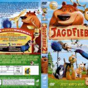 Jagdfieber 2 – Jetzt wirds wild (2008) R2 German Cover & Label