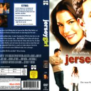 Jersey Girl (2004) R2 German Cover & Label
