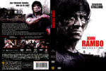 John Rambo (2008) R2 German Custom Cover & Labels