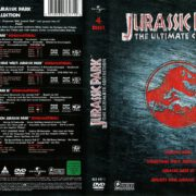 Jurassic Park – Triologie (2005) R2 German Custom Cover & Labels