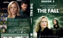 The Fall - Season 2 - (2014) R2 Nordic Custom DVD Cover + label