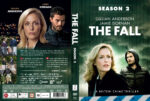 The Fall – Season 2 – (2014) R2 Nordic Custom DVD Cover + label