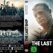 The Last Ship Staffel 1 (2014) R2 German Custom Cover & Labels