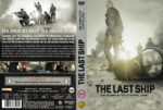 The Last Ship Staffel 2 (2015) R2 German Custom Cover & Labels