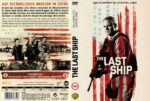 The Last Ship Staffel 3 (2016) R2 German Custom Cover & Labels