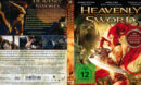 Heavenly Sword (2014) R2 German Custom Blu-Ray Cover & Label