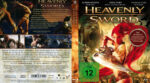 Heavenly Sword (2014) R2 German Custom Blu-Ray Cover & Label