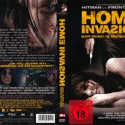 Home Invasion – Der Feind in meinem Haus (2012) R2 German Custom Cover & Label