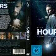 Hours – Wettlauf gegen die Zeit (2013) R2 German Custom Cover & Label