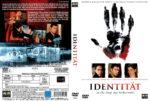 Identität (2003) R2 German Custom Cover & Label