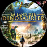 Im Land der Dinosaurier (2014) R2 German Custom Label