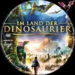 Im Land der Dinosaurier (2014) R2 German Custom Label