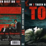 In 3 Tagen bist du Tot (2006) R2 German Custom Cover & Label
