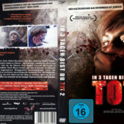 In 3 Tagen bist du Tot 2 (2008) R2 German Custom Cover & Label