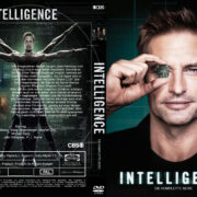 Intelligence Staffel 1 (2014) R2 German Custom Cover & Labels