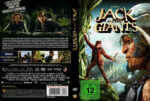 Jack and the Giants (2013) R2 German Custom Cover & Label