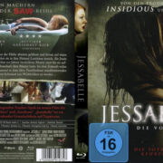 Jessabelle (2014) R2 German Custom Blu-Ray Cover & Label