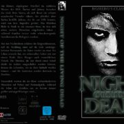 Night of the living Dead (1968) R2 GERMAN Custom DVD Cover