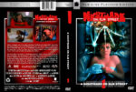 A Nightmare on Elm Street – Mörderische Träume (1984) R2 GERMAN Custom DVD Cover