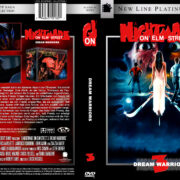 A Nightmare on Elm Street 3 – Freddy Krueger lebt (1987) R2 GERMAN Custom DVD Cover