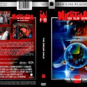 A Nightmare on Elm Street 5 – Das Trauma (1989) R2 GERMAN Custom DVD Cover
