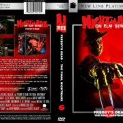 A Nightmare on Elm Street 6 – Freddy´s Finale (1991) R2 GERMAN Custom DVD Cover
