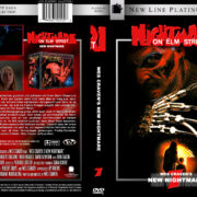 A Nightmare on Elm Street 7 – Freddys New Nightmare (1994) R2 GERMAN Custom DVD Cover