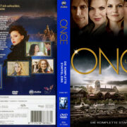 Once Upon a Time Staffel 1 (2011) R2 German Custom Cover & Labels