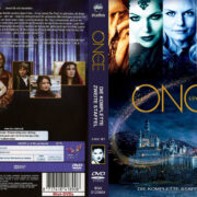 Once Upon a Time Staffel 2 (2012) R2 German Custom Cover & Labels