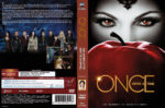 Once Upon a Time Staffel 3 (2013) R2 German Custom Cover & Labels