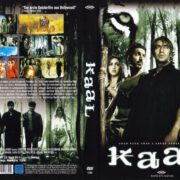 Kaal (2005) R2 German Cover & Label