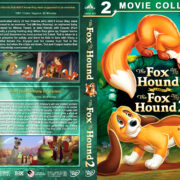 The Fox and the Hound Double Feature (1981-2006) R1 Custom Cover