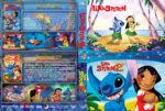 Lilo & Stitch Double Feature (2002-2005) R1 Custom Cover