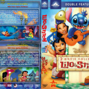 Lilo & Stitch Collection (2002-2005) R1 Custom Cover
