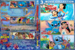 Lilo & Stitch Triple Feature (2002-2006) R1 Custom Cover