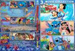 Lilo & Stitch Triple Feature (2002-2006) R1 Custom Cover
