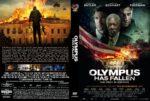 Olympus has fallen (2013) R2 GERMAN Custom DVD Cover