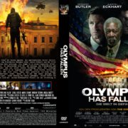 Olympus has fallen (2013) R2 GERMAN Custom DVD Cover