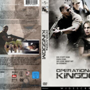 Operation Kingdom (2007) R2 GERMAN Custom DVD Cover