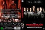 Operation Walküre – Das Stauffenberg Attentat (2009) R2 GERMAN Custom DVD Covers