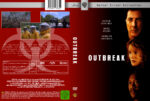 Outbreak (1995) R2 GERMAN Custom DVD Cover