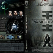 Pandorum (2009) R2 GERMAN DVD Cover