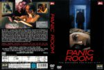 Panic Room (2002) R2 GERMAN DVD Cover