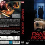 Panic Room (2002) R2 GERMAN DVD Cover