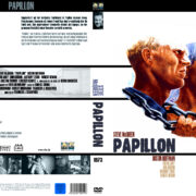 Papillon (1973) R2 GERMAN Custom DVD Cover